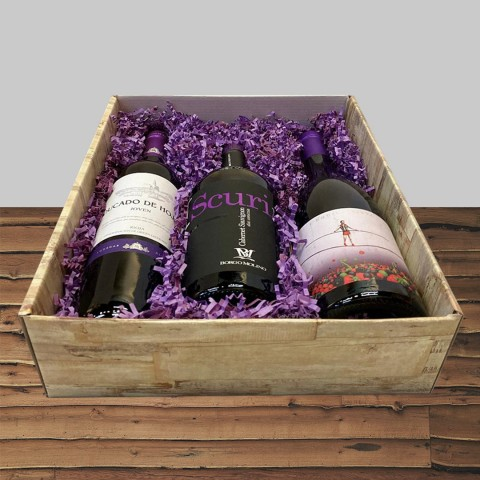 PURPLE COLLECTION 3-BOTTLE GIFT BOX