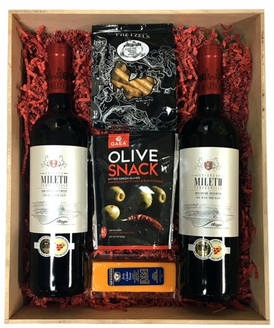 RIOJA BOUTIQUE WINE BOX