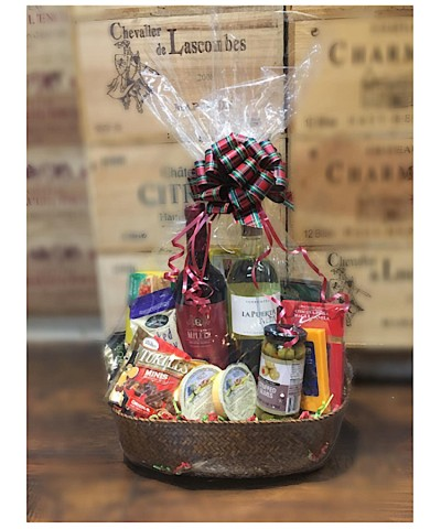 Wine41 - Traditional Basket